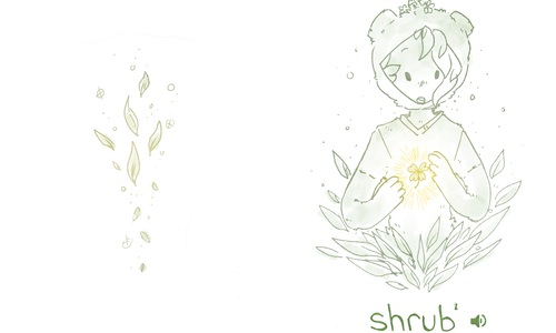 Shrub - Adventure Time Zine
