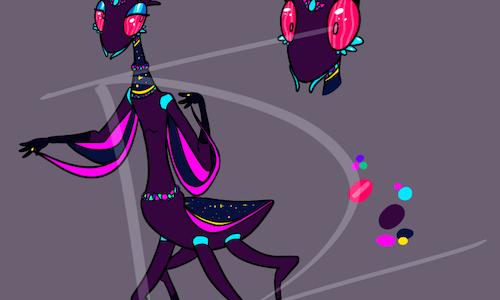 Mantis adoptable