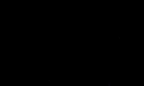 Female Longhaired Dog Lineart (F2U)