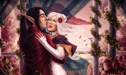 FEB DEAL: Romance Illustration