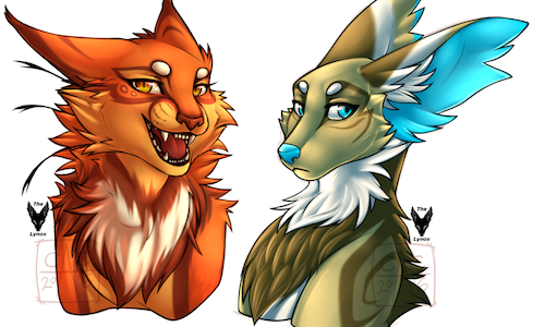 Collab YCH's - SFW