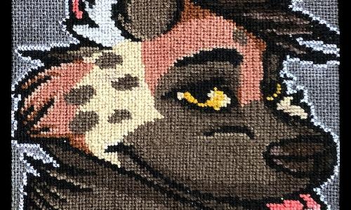 [CATALOGUE] Drawn Base Tapestry
